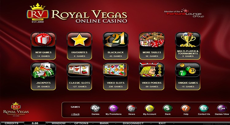royal vegas online casino download video slots online