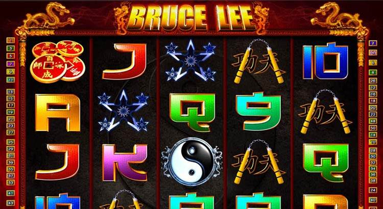 Bruce the Legend Slot - Win Big Playing Online Casino Games