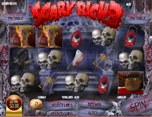 Scary Rich 3 Slot (Rival)